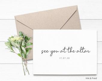 526af6522b3be Card for bride | Etsy