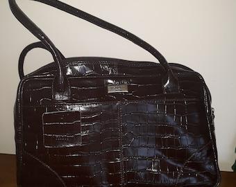 Beautiful Osprey Leather Bag