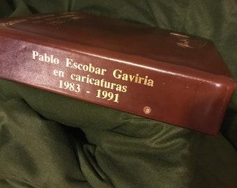 Pablo Escobar Self-Published Book