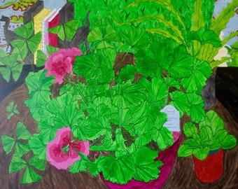 Plant Menagerie