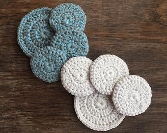 Cotton wool Discs