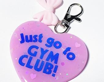 Just Go To Gym Club! - 90 Day Fiancé Charm