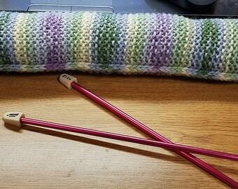 Knit Keyboard Wrist Rest Stuffed