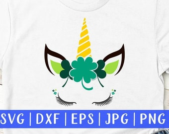 1999271b5 St. Patrick's Day Unicorn Svg, Paddy Day Unicorn, Unicorn Svg, Lucky  Unicorn, Shamrock, Green Clover, Unicorn Cricut File, Unicorn Clipart