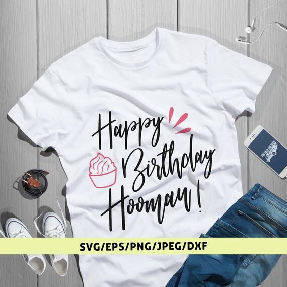 Birthday Hooman Gift Pet Animal Lover Instant