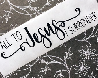 graphic relating to Surrender Novena Printable known as Surrender Etsy