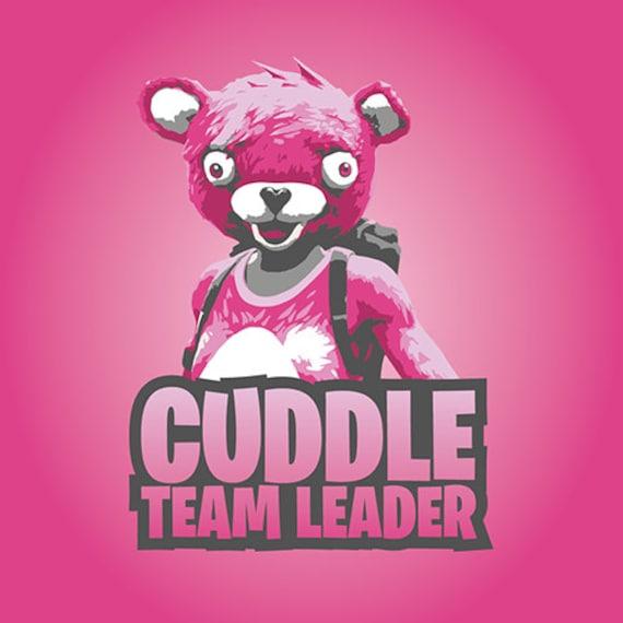 Cuddle team leader fortnite digital download etsy - Cuddle team leader from fortnite ...