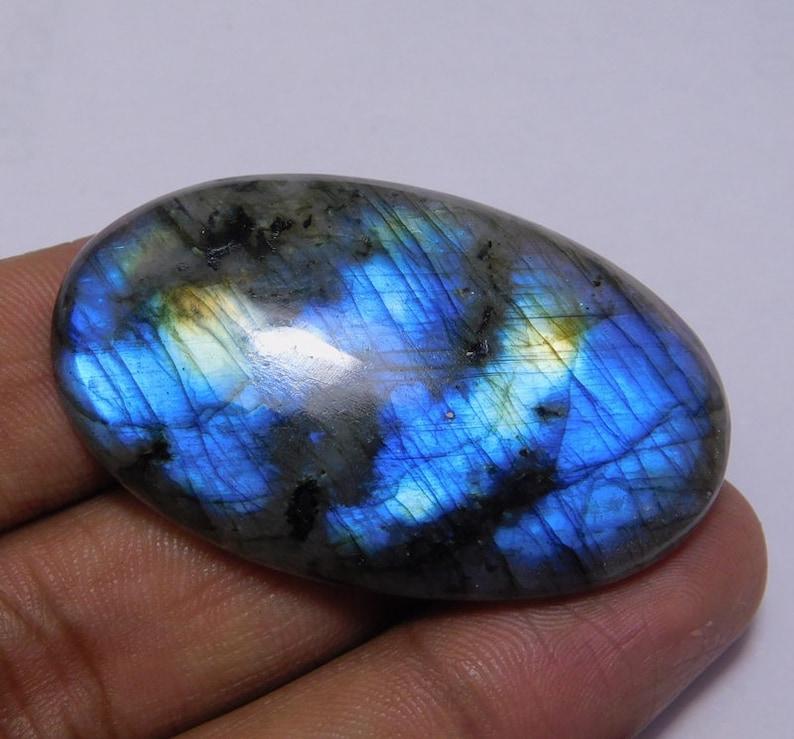 Labradorite Cabochon,Gemstone Cabochon,loose Stone Cabochon,Blue Fire,Free Form