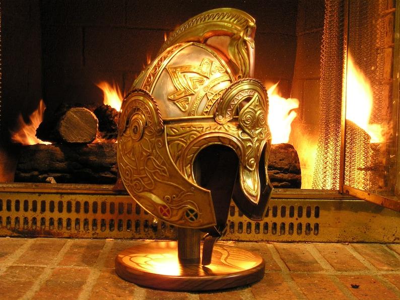King Theoden Helmet for The Ultimate LOTR Fandom