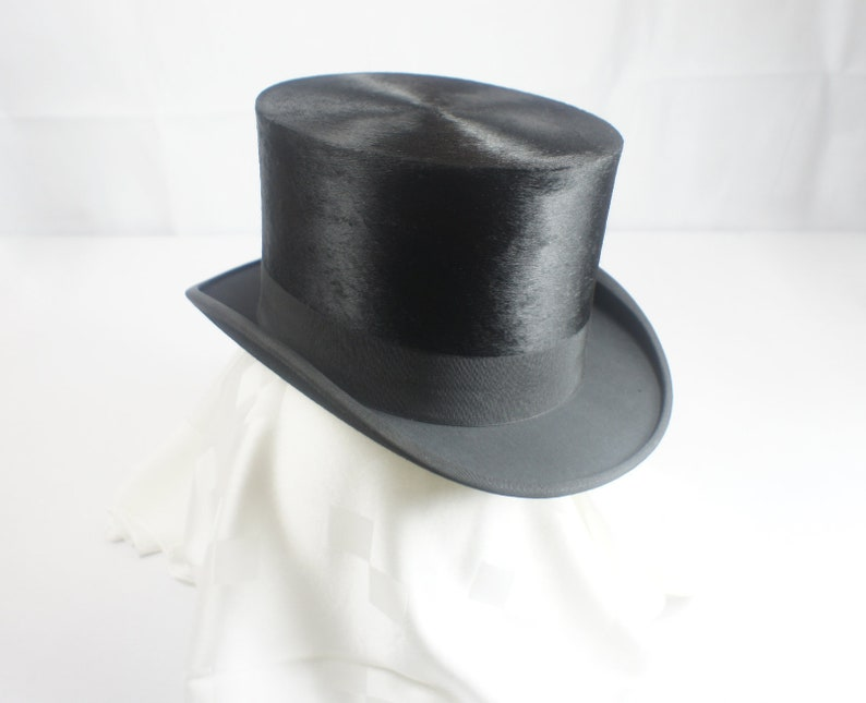 Extra Large Silk Top Hat Size 7 3 8 60  56b69fc9d1d