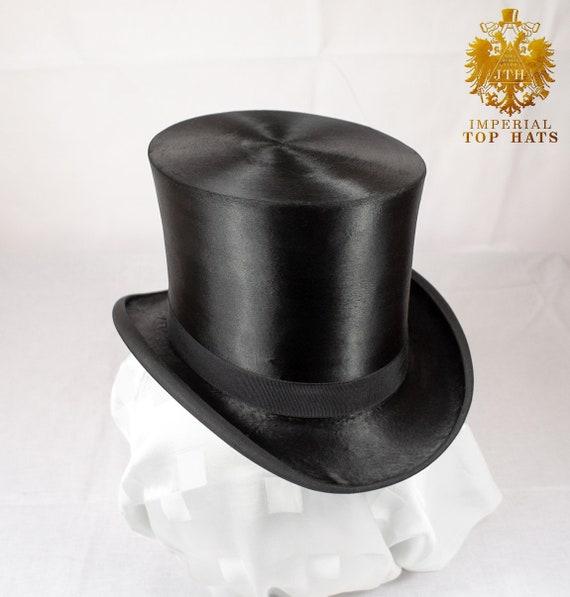 Tall Silk Top Hat Size 7 1 8 7 1 4 58.5  3d2ac36eeac