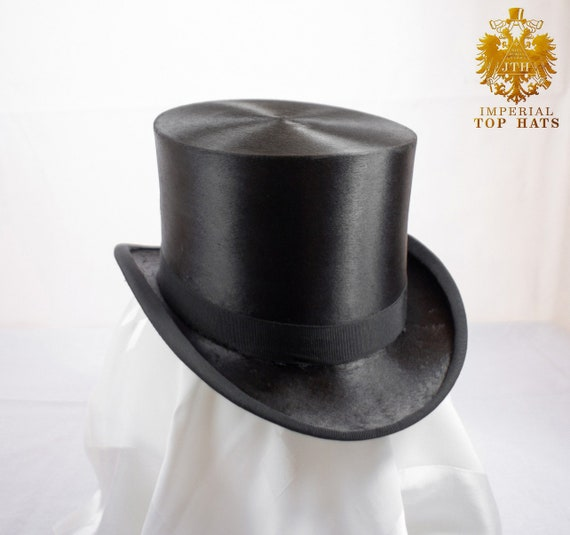 Extra-Large Silk Top Hat Size 7 1 2 61  5632c2da8a44