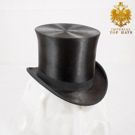 Extra-Tall Silk Top Hat Size 7 57  714bff14f54