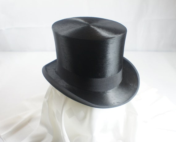 Immaculate Silk Top Hat Size 7 7 1 8 57.5  f1c910ba37a