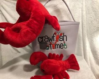 Volume Priced Cast Iron Cajun Crawfish Boil Decor Accents DLT
