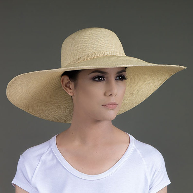 34bc1bbf30ba Panama hat woman 1GiftHandbag or Cap woman panama hat image 0 ...