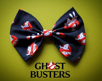 Ghostbusters Bow