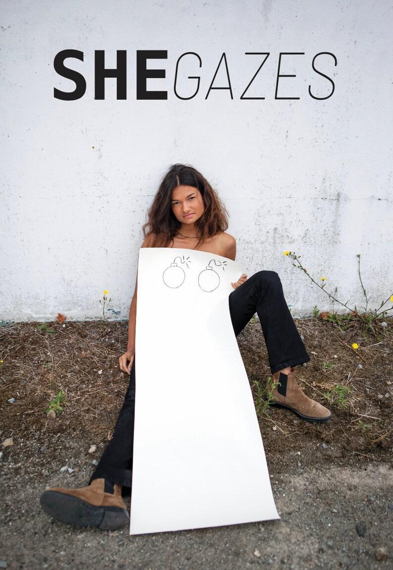 SheGazes 4  Corps Féminin et Censure image 0