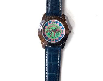 Hawaii Lizard Wrist Watch
