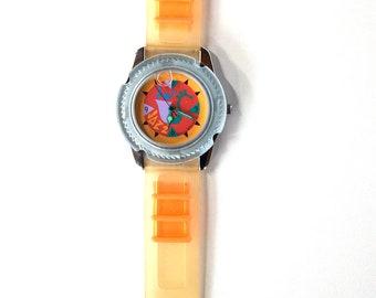 Jazz Silicone Wrist Watch