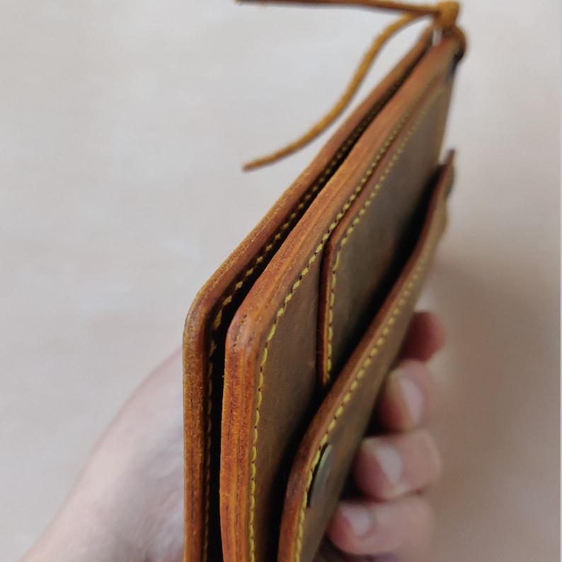 Lanyard Wallet Chain Wallet Long Wallet Trucker Wallet Rider Wallet Caferacer Wallet