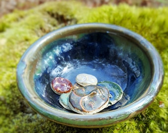 Elven Forest of Life Bead Bowl