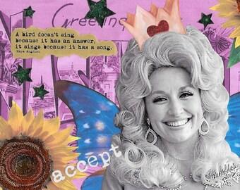 Has a Song - Dolly Parton