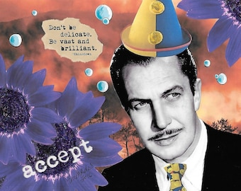 Don't Be Delicate - Vincent Price