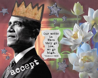 Go High - President Barack Obama
