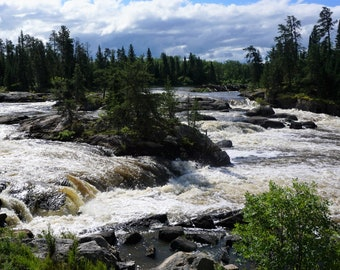 Canadian River Photo
