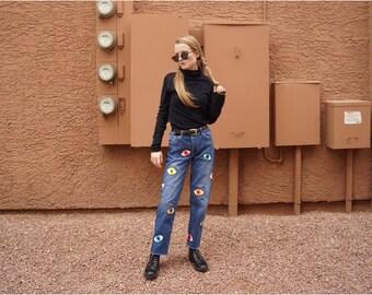Eye Ball Jeans