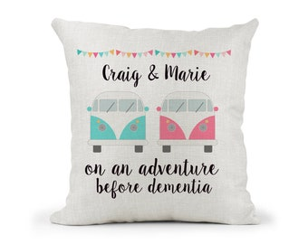 UNACCEPTABLE Throw Pillows | Adventure
