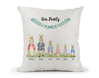 Baby gift baby pillow child's name