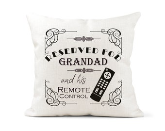 Mum//Dad Gift Personalised Family Rules Cushion. Fun Home Decor.