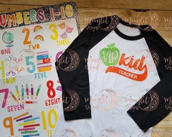 4bdfb4c9 VIPKid Basball Shirt