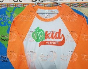 0d0275a1 VIPKid baseball t-shirt