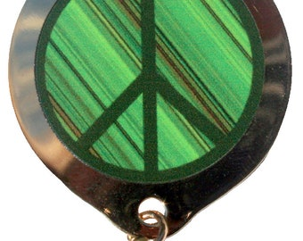Green Peace Stripe
