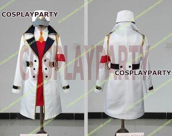 Darling dans le franxx zéro deux Code 002 Cosplay Costume complet tenue uniforme