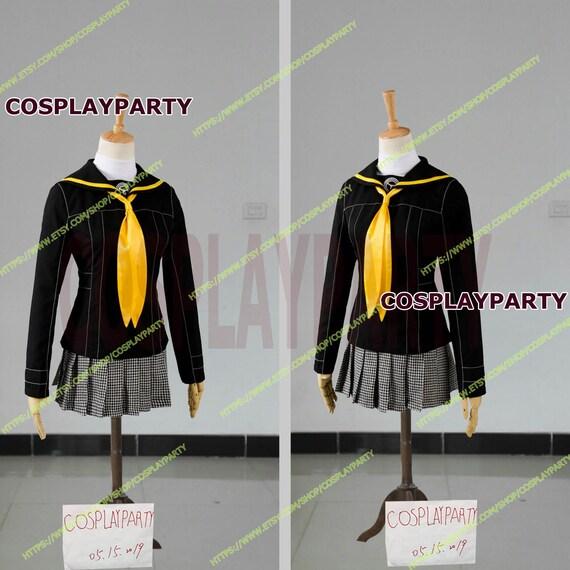 Ya-cos Shin Megami Tensei Persona 4 Yu Narukami Cosplay Costume