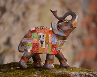 Elephant Home Decor Etsy