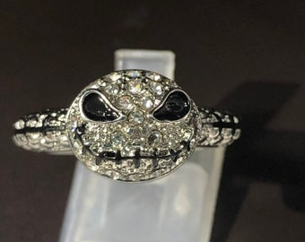 8109c2960 Goth promise ring | Etsy