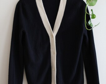 Vintage-inspired Cashmere Sweater
