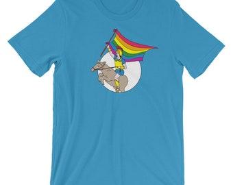 Title of Equality — Short-Sleeve Unisex T-Shirt