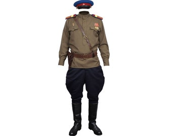 b08a565869b Russian Army WW2 NKVD Soviet military uniform