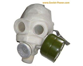 Russian Gas Mask Etsy