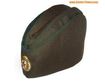 b63caabd645 Soviet   Russian border guards Military hat Pilotka