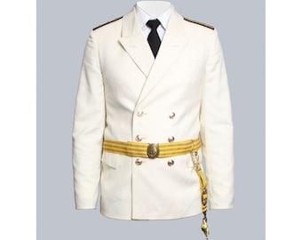 Soviet / Russian Naval Fleet parade Captain jacket