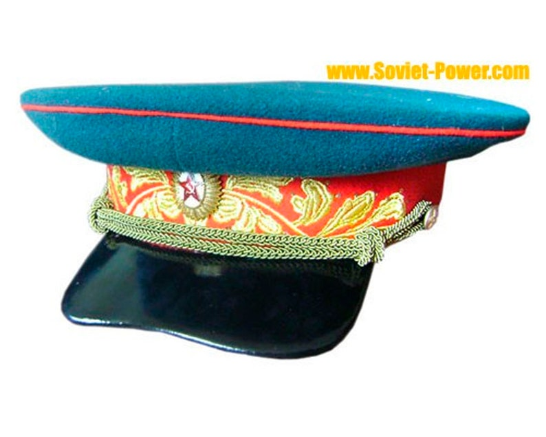 c43efb8a27b Russian Military PARADE HAT of Soviet Union Marshalls