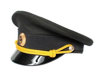 Russian Navy Fleet ripstop officer visor hat
