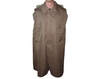 Russian / Soviet Army rubberized Groundsheet coat